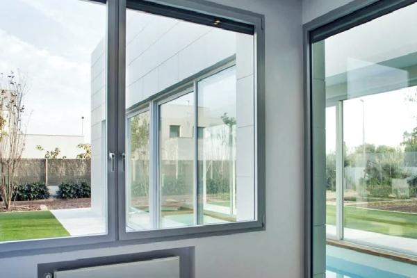 Алюминиевые окна • Купить окна из алюминиевого профиля по лучшей цене: Заказать в Киеве и Украине - gazda